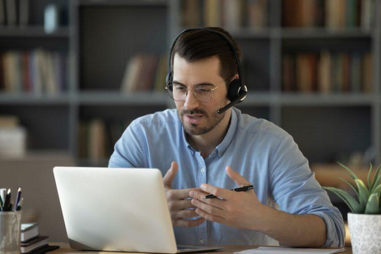 Prospección digital y venta en remoto